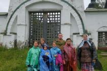 Летнее путешествие в Горицкий Воскресенский монастырь (475-летие монастыря)