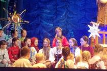 Рождественский концерт в Череповце, ДКМ