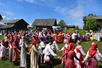 Деревня душа России